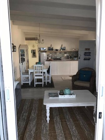 Kommetjie, South Africa: inside view of cottage