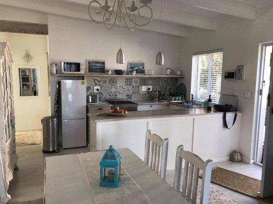 Kommetjie, South Africa: Kitchen