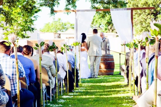 Addo, South Africa: Weddings (Chapel or Outdoor Weddings)