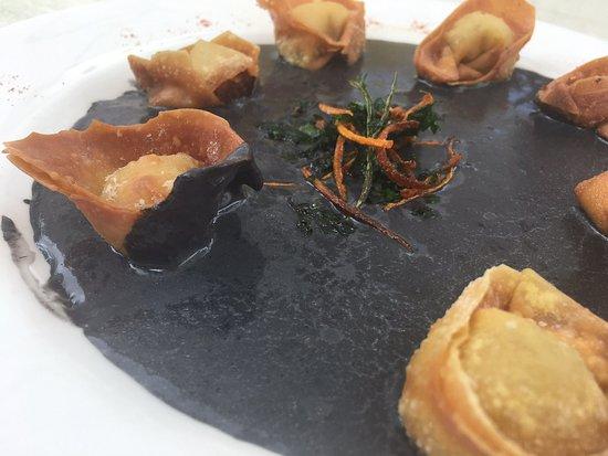 Petra, España: Tortellini