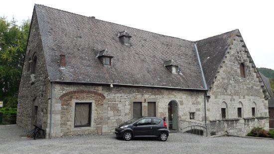 Floreffe, Belgique : extérieur facade avant
