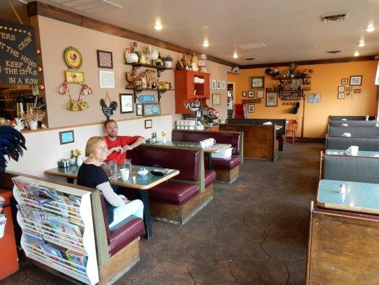 Egg River Cafe Foto