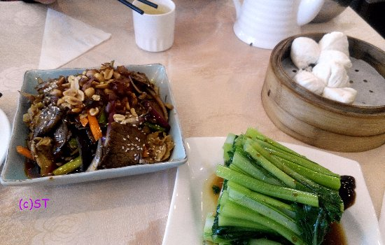 North Shore City, Nieuw-Zeeland: Pork with Sichuan Spice