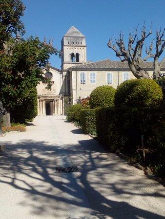 Saint-Remy-de-Provence, France: l'entrée