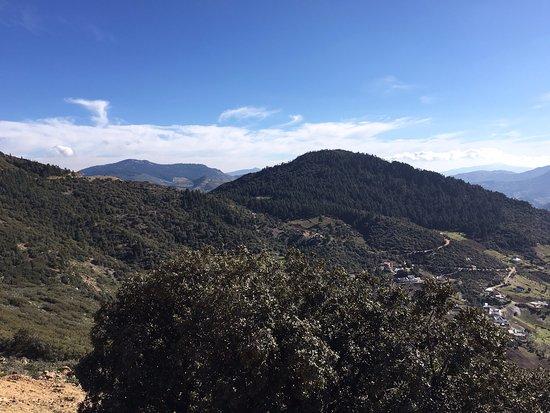 Cascades d'Akchour: Rif, Marocco