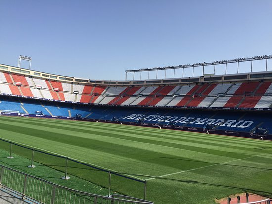 Community of Madrid, Spain: vicente calderon