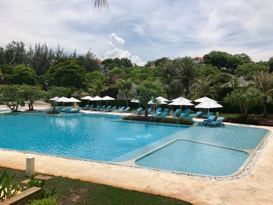 Long Hai, Vietnam: Swimming Pool