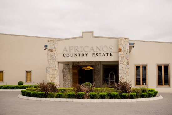 Addo, South Africa: Welcome to Africanos Country Estate - Absolute Tranquillity!