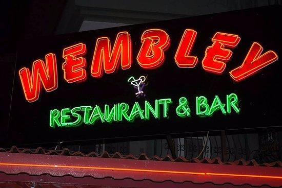 Wembley Restaurant & Bar: WEMBLEY BAR