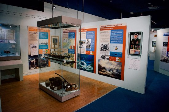 Llangefni, UK: Oriel Môn's museum space will take you back in time through Anglesey's rich history.