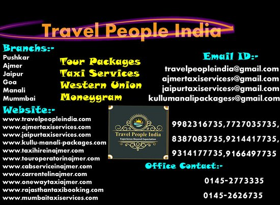 Travel People India