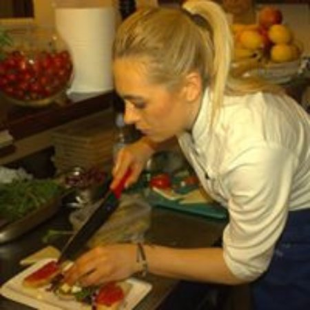 Dubrovnik-Neretva County, Croatia: Good cook creates magic in the kitchen!
