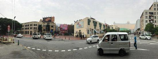 A nice look at old Macau