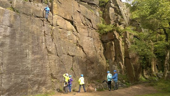 ‪‪Hope Valley‬, UK: Pure Outdoor Climbing Course in Peak District‬