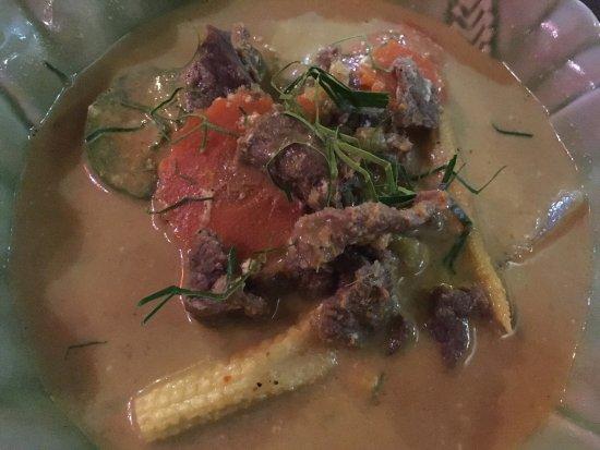 Picture of gecko cabane restaurant krabi for Aura thai fusion cuisine