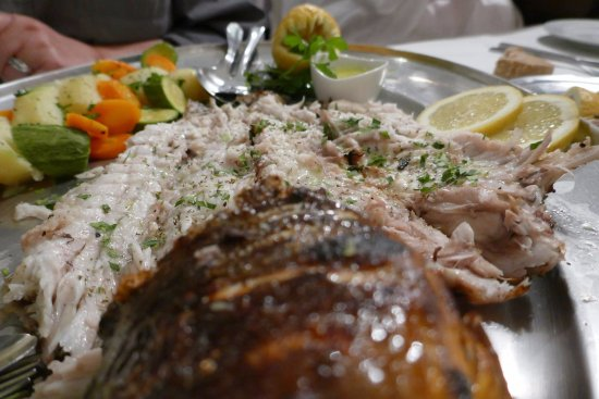 Piso Livadi, Grecia: Fresh fish everyday in our place!