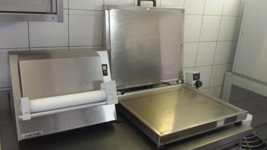 Erlach, Szwajcaria: Ristorante Pizzeria Ricomincio Da Me
