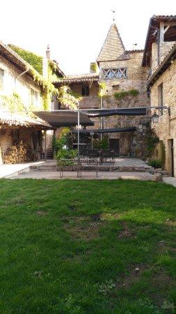 Cluny, Γαλλία: Hostellerie Le Potin Gourmand