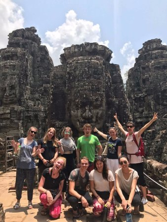 Angkor Family Travels - Day Tours