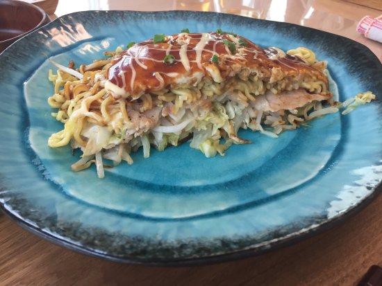 Arakawa, Japan: Okonomiyaki & Gyoza class! + Original eco bag!!!!