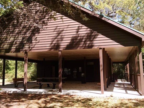 Charles Pinckney National Historic Site : Comfort station