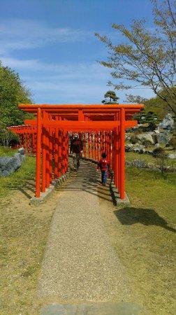 Tsugaru, Japan: Torii gates