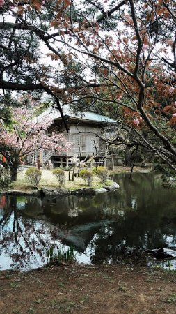 Tsugaru, Japan: Beautiful odo and a pond