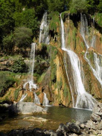 Belley, Francja: Sur la route des cascades - GLANDIEU