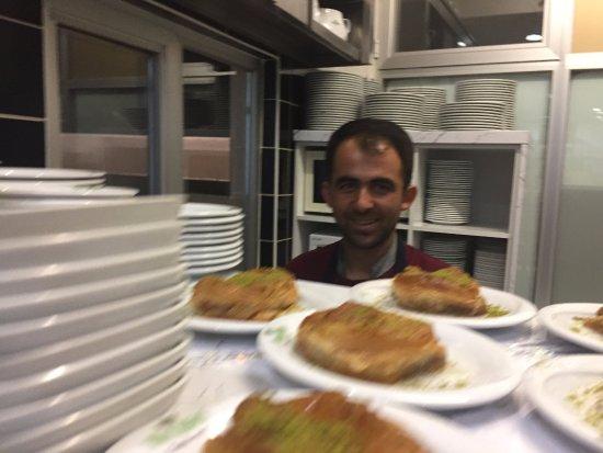Meram, Турция: Mutfak