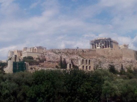 Piraeus, Greece: Acropolis Athens