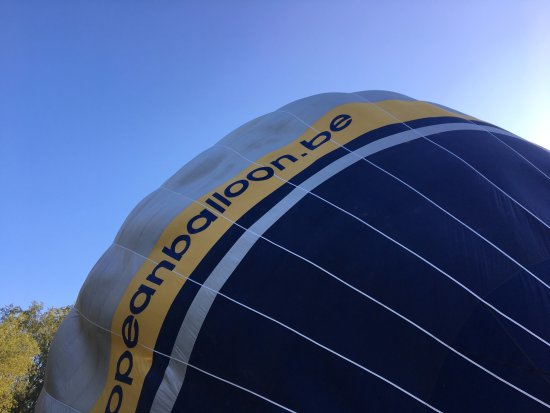 Rhode-Saint-Genese, Belgique : Ballon