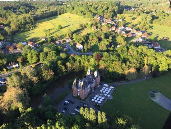 Rhode-Saint-Genese, Belgique : Chateau de Gravenhof