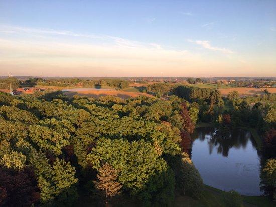 Rhode-Saint-Genese, Belgium: Fin de journée