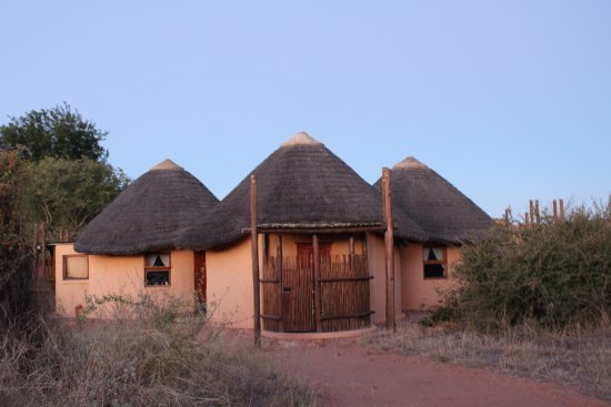 Musina, Zuid-Afrika: Outside view