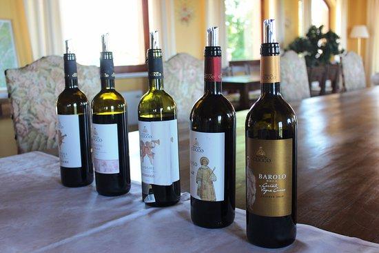 Serralunga d'Alba, Italy: Degustazione vini