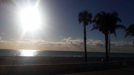 Hollywood Beach 사진