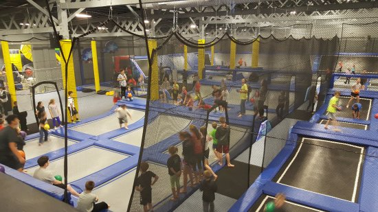 Johnson City, TN: Over 41,000 square feet of calorie burning fun!