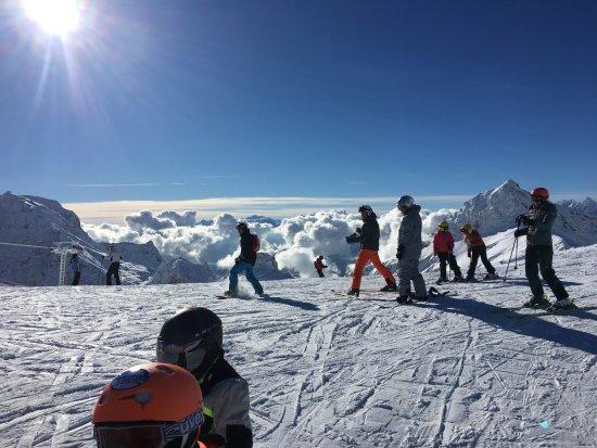 Breuil-Cervinia Ski Area: divertimento assicurato