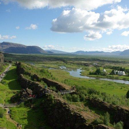 Thingvellir, Iceland: View