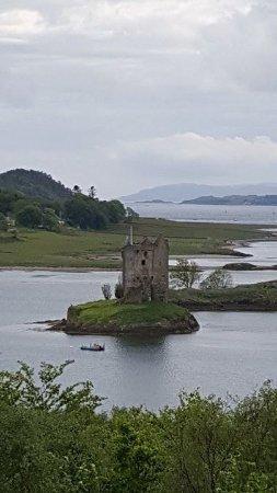 Castle Stalker, Portnacroish, Appin, Argyll