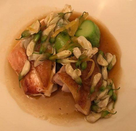 Le Chateaubriand : Chicken with Zucchini