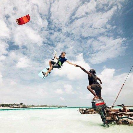 Workum, Paesi Bassi: KiteActive in Zanzibar