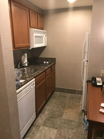 Amherst, NY: Kitchen area