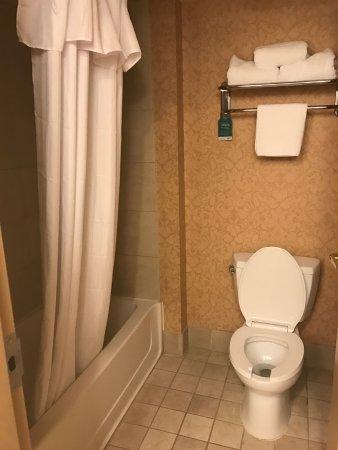 Amherst, Estado de Nueva York: Bathroom