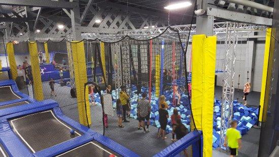 Johnson City, TN: Newton's Nightmare Obstacle Course