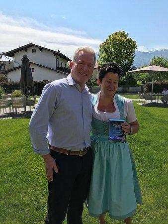 Grünauer Hof: Eisl Silvana und John Delaney
