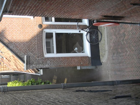 Leeuwarden, The Netherlands: View from Museum