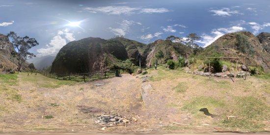 Matucana, Peru: Catarata de Antankallo