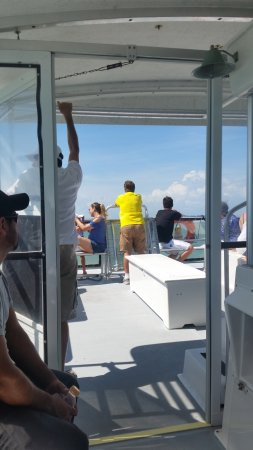 Island Girl Charters: very clean, enjoyable ride!