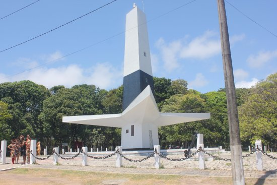 Farol Do Cabo Branco: Local muito interessante para passeio e conhecer o ponto mais oriental do Brasil.